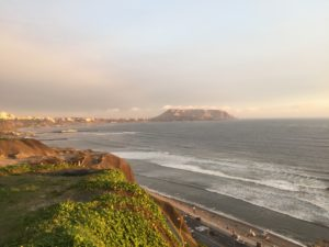 Cliffs of Miraflores